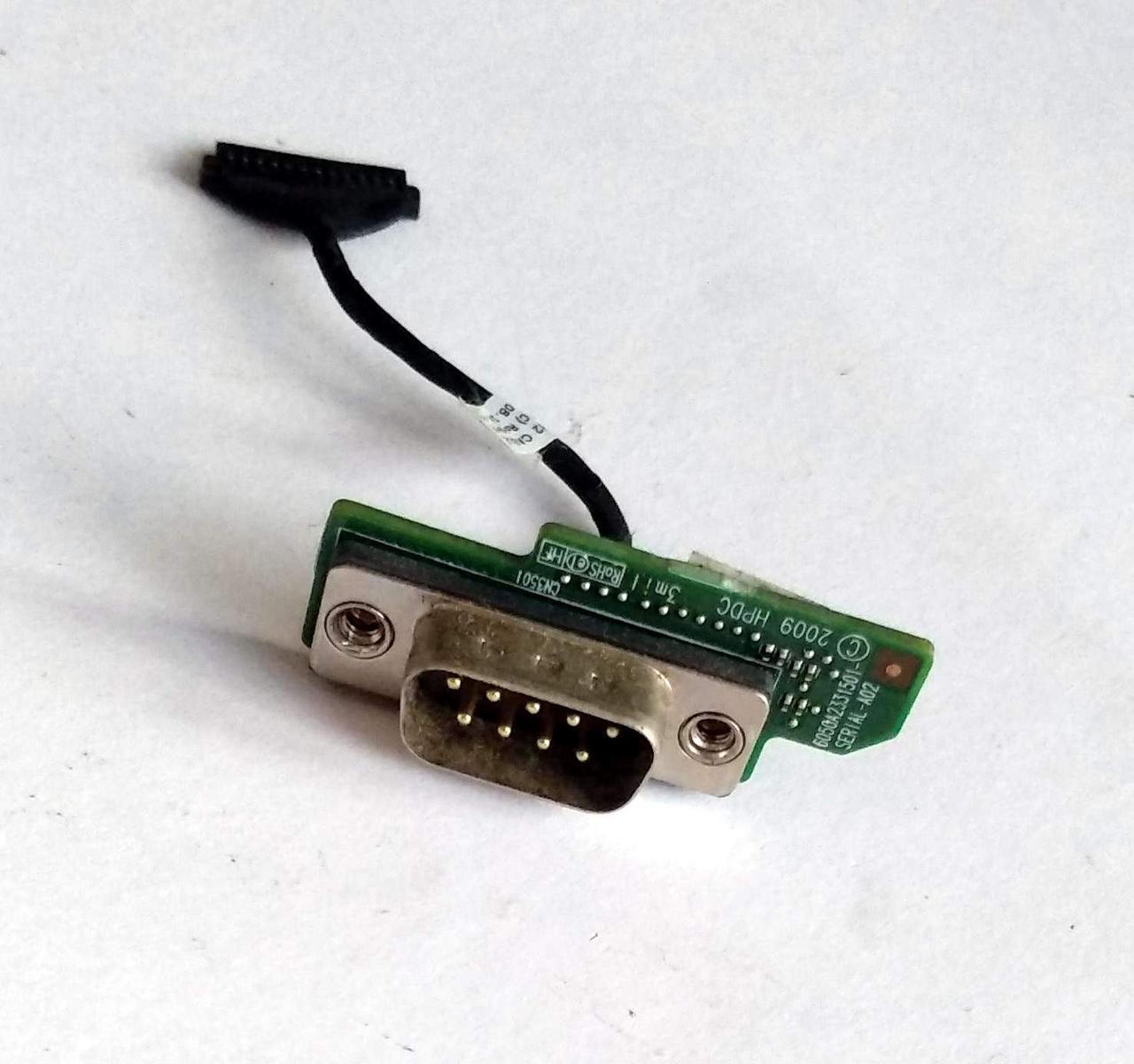 345 COM RS-232 HP 6550b 6555b - 6017B0262101 6050A2331501 SERIAL-A02 DT1014_RS232