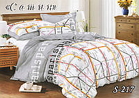Комплект постельного белья Тет-А-Тет двуспальное  S-217