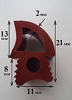Уплотнитель термостойкий для конвекционной печи, фото 1