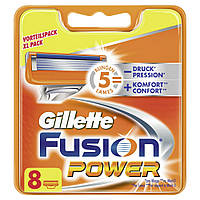 Gillette Fusion  Power Rasierklingen - Сменные кассеты 8 шт.