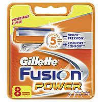 Gillette Fusion  Power Rasierklingen - Сменные кассеты 8 шт.