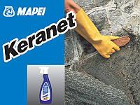 Очиститель цементных остатков, высолов и подтеков ,1 л KERANET MAPEI
