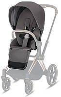 Комплект ткани для Cybex Priam Lux Seat Manhattan Grey mid grey (519002321)
