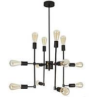 Люстра Loft [ GRAND ] ( 12 - Lamp Edisons ), фото 1