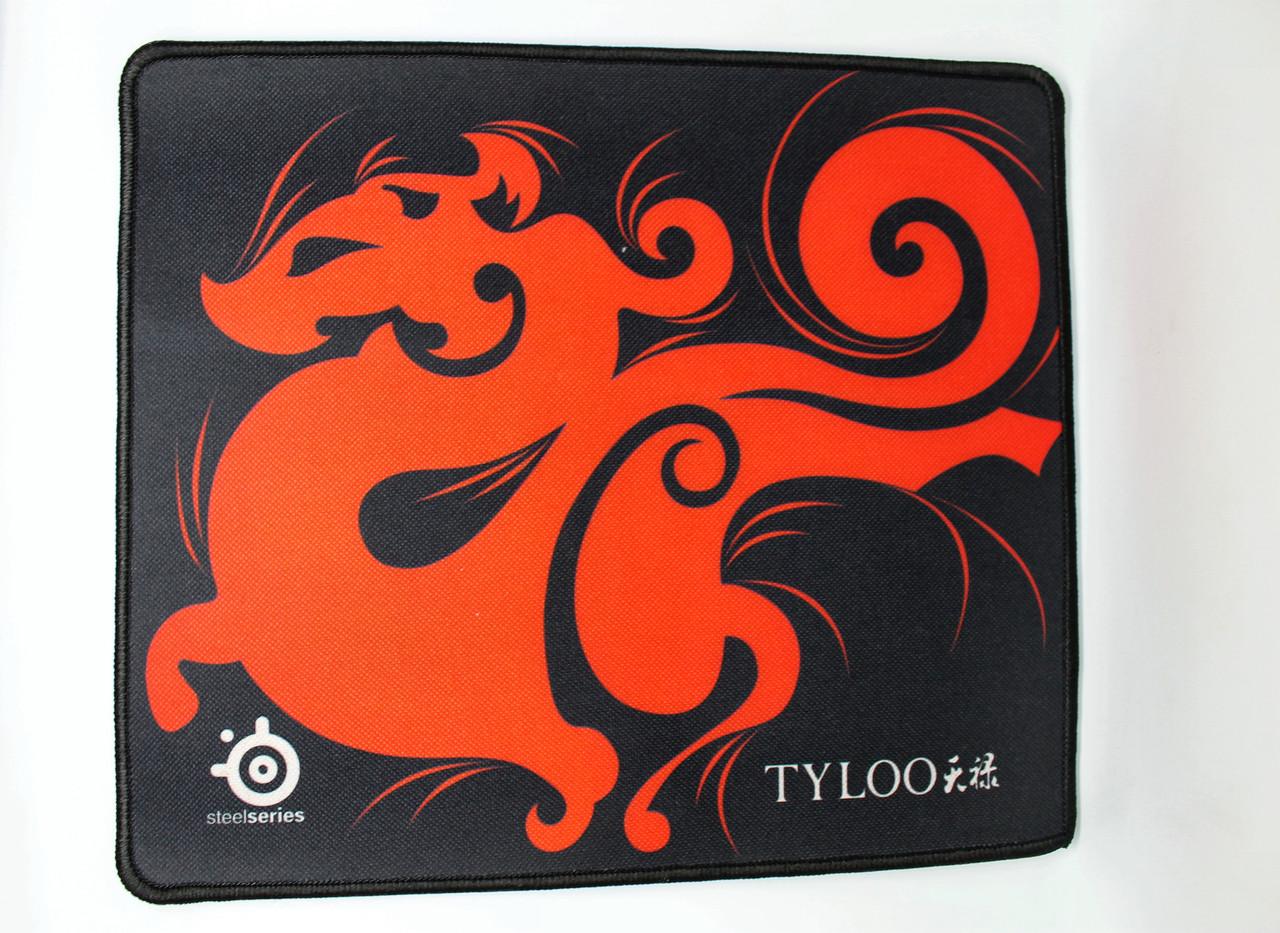 Игровой коврик для мыши Steel Series TYLOO 35х30