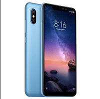 Смартфон Xiaomi Redmi Note 6 Pro 3/32Gb blue [Global] (M1806E7TG) EAN/UPC: 6941059615057