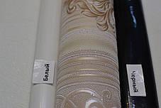 Обои, обои на стену, полоса, вензеля, акриловые, B77,4 Карнавал 2 6567-01, 0,53*10м, фото 3