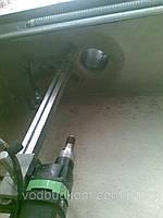 Алмазне свердління отворів під труби стояків опалення, водопостачання,каналізації, фото 1