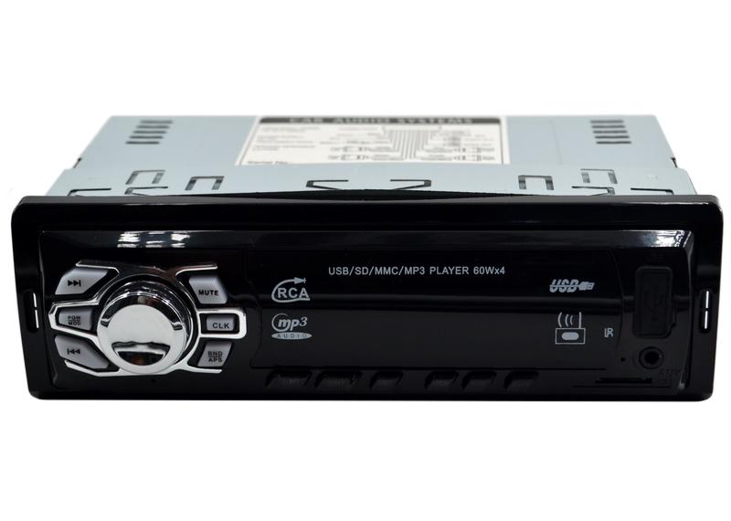 Автомагнітола MP3 GT 630U ISO MD