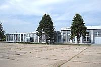Облицовка  здания алюминием