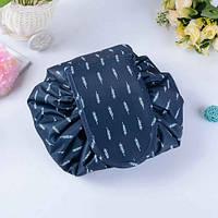 Косметичка мешок Vely Vely. Перья, фото 1
