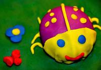 Примеры поделок из пластилина и глины для уроков лепки в детском саду