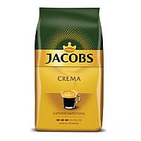 Кофе в зернах Jacobs Crema 1000 г.
