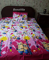 Детское постельное белье 1,5 Миньйон, фото 1