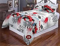 Детское постельное белье 1,5 Формула1, фото 1
