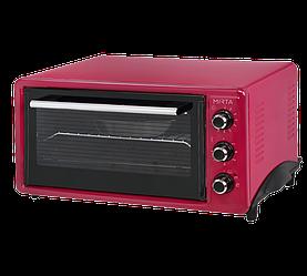 Духовка электрическая Mirta MO-0045R с подсветкой объем 45 литров
