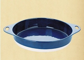 Жаропрочный керамический противень 1,8л Dekok HR-1061
