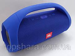 Колонка JBL Boombox с ручкой Синяя/ Большая