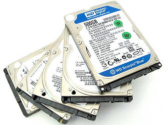 """HDD 2.5"""" диски"""