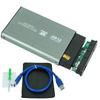 """USB 3.0 карман SATA 2.5"""" металл , чехол"""