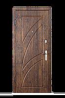 Стальная дверь МДФ/МДФ
