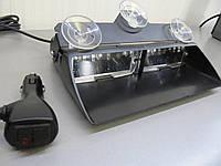 Стробоскоп - вспышка на стекло. Viper S2 RGB - 6 цветов., фото 1