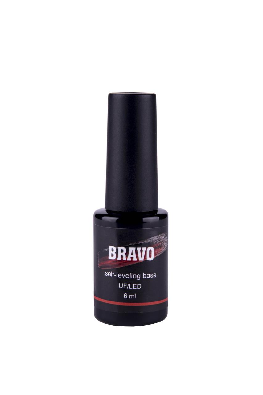 Каучуковое базовое покрытие BRAVO 6 мл США