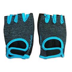Спортивные перчатки Airwheel голубые (01.08.M-00-L33-1BL)