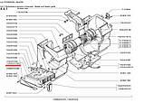 Радиатор отопителя, Таврия Славута, 110206-8101060, фото 2