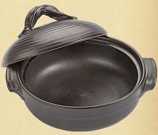 Керамическая посуда для открытого огня 1,15л Dekok HR-1079