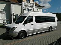 Аренда/Заказ микроавтобуса