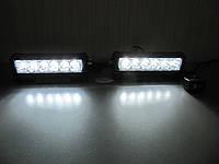 Стробоскопы ДХО - 3 цвета . S5-6 LED RGB Federal signal -12-24В. https://gv-auto.com.ua, фото 1