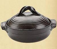 Керамическая кастрюля для открытого огня  DEKOK  HR-1080  1,85л