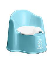 Горшок-кресло Babybjorn Potty Chair бирюзовый