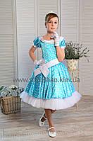 Нарядное платье для девочки Стиляги-001