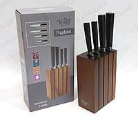 Набор ножей с деревянной подставкой Krauff 29-243-029, фото 1