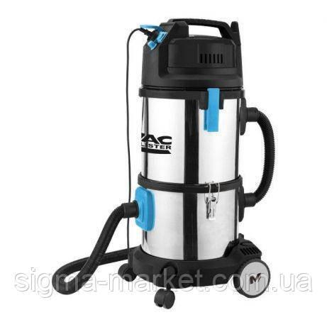 Промышленный пылесос MACALLISTER 1400 W 20 + 18 l