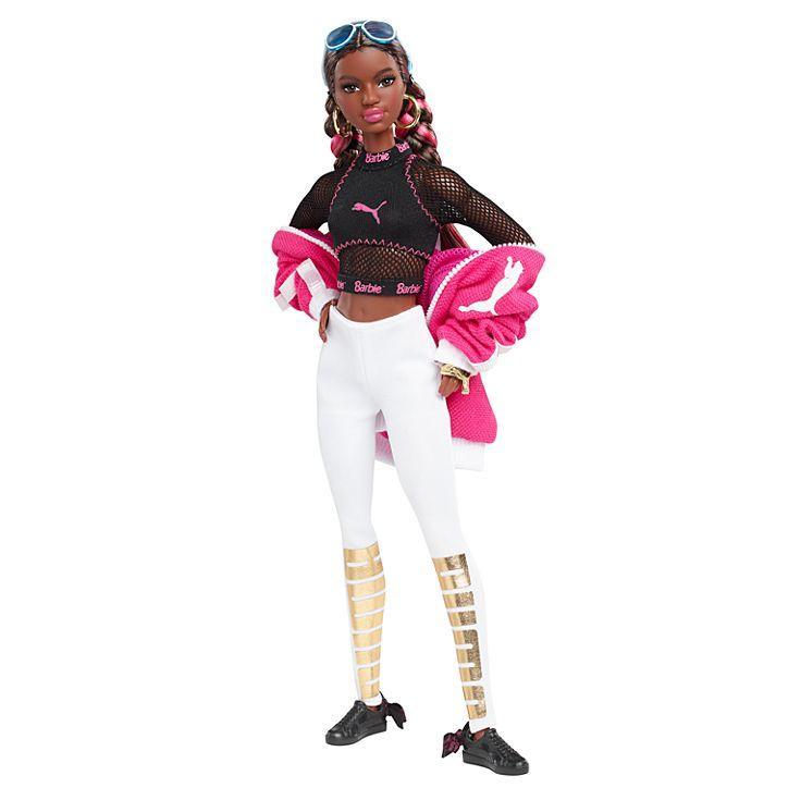 Коллекционная кукла Barbie Puma