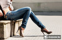 Узкие джинсы повреждают нервы