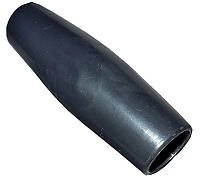 Соединитель труб, 22 мм муфта, пластик - Kolibri 19.006.62