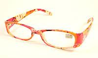 """Женские очки для зрения """"Весна"""" (А 002 оранж), фото 1"""
