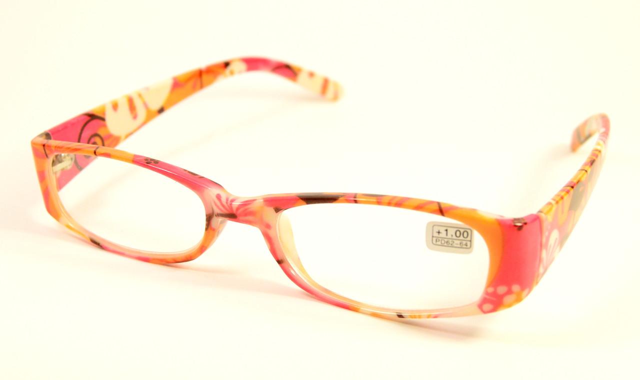 "Женские очки для зрения ""Весна"" (А 002 оранж)"