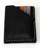 Компактный кошелёк Scappa WM-2 Black