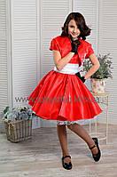 Нарядное платье для девочки Стиляги-002