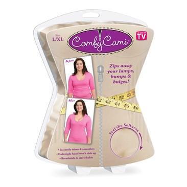Майка для коррекции фигуры Comfy Cami