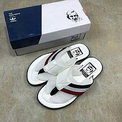 "Шлепанцы Adidas Stan Smith City ""White/Black/Red"" Арт. 2845"