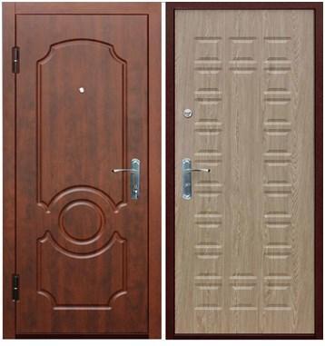 Входная дверь МДФ/МДФ