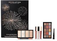 Адвент-календарь Revolution NYE Countdown Calendar набор для визажа