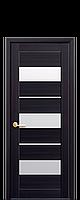 Дверь межкомнатная Новый стиль Лилу (Венге 3D)