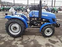 Трактор Xingtai T244HF (24 л.с.,, 4х4, 3 цил., розетка), фото 1